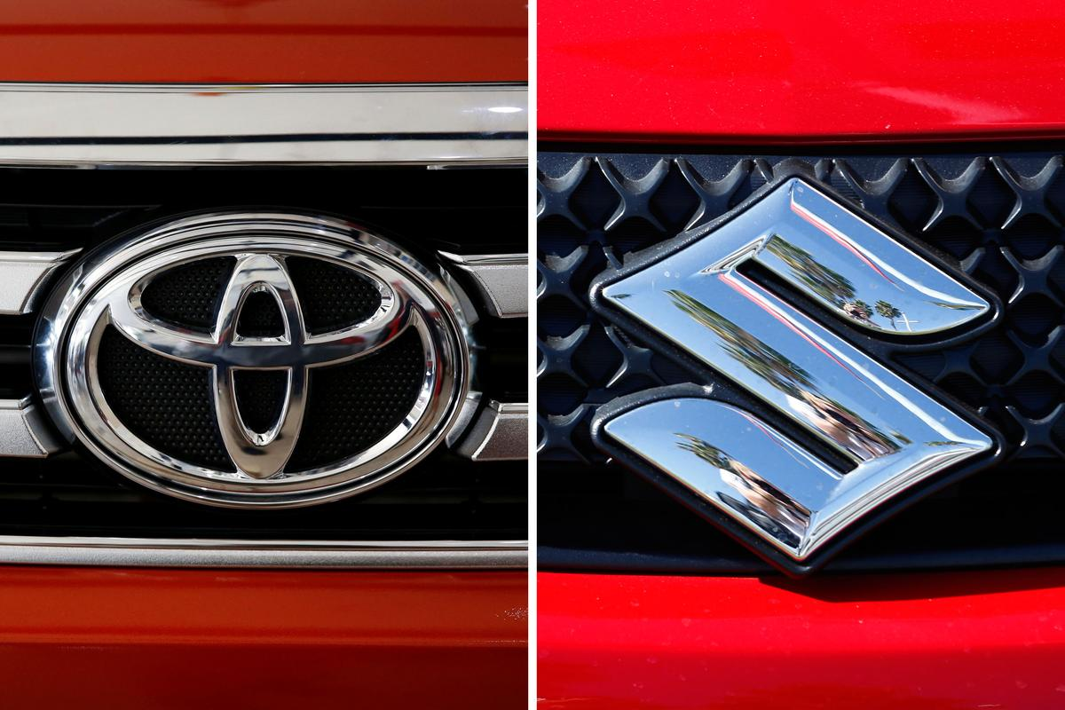 Toyota Suzuki To Produce Cars For Each Other In India Reuters