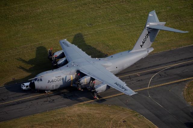 エアバスの次期軍用輸送機、独軍が要求達成を疑問視   Reuters