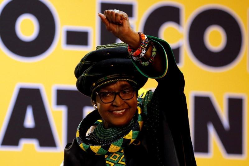 Winnie Mandela Should Have Been President Says Head Of