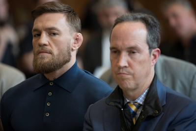 Conor McGregor charged after Brooklyn melee