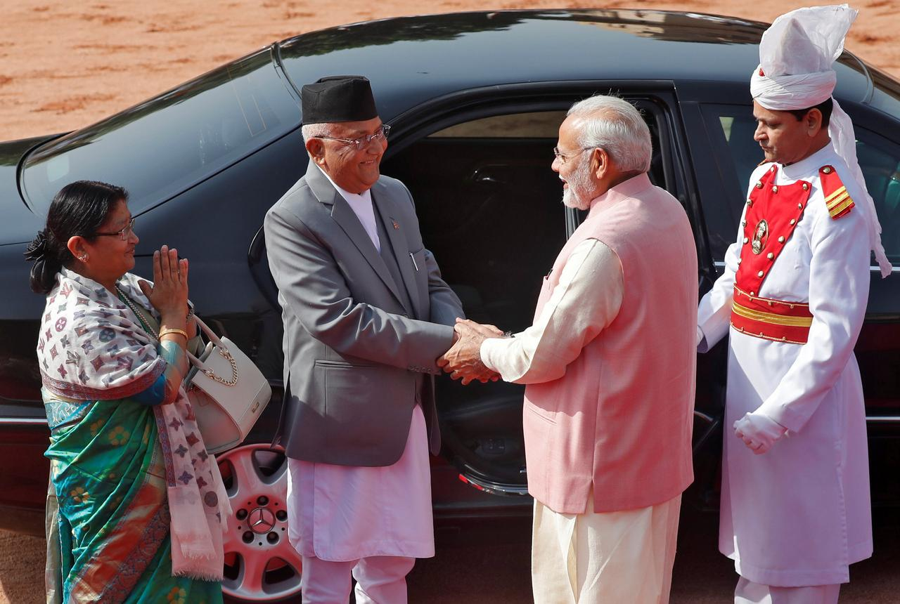 India Agrees To Open Waterways Rail Link To Nepal Capital Reuters