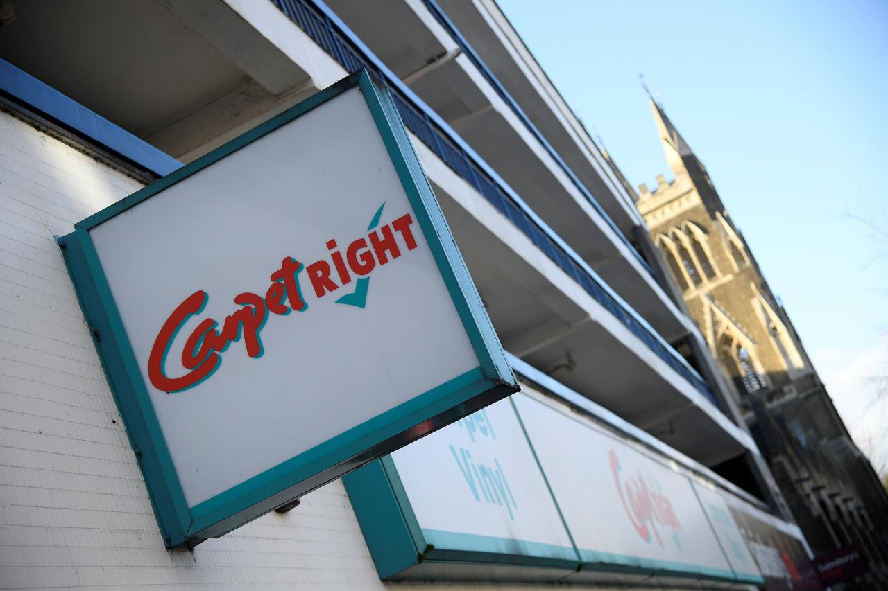 Carpetright Plans To Close 92 Stores In Restructuring