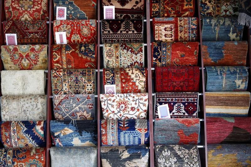 Carpets Unravel As War Intensifies