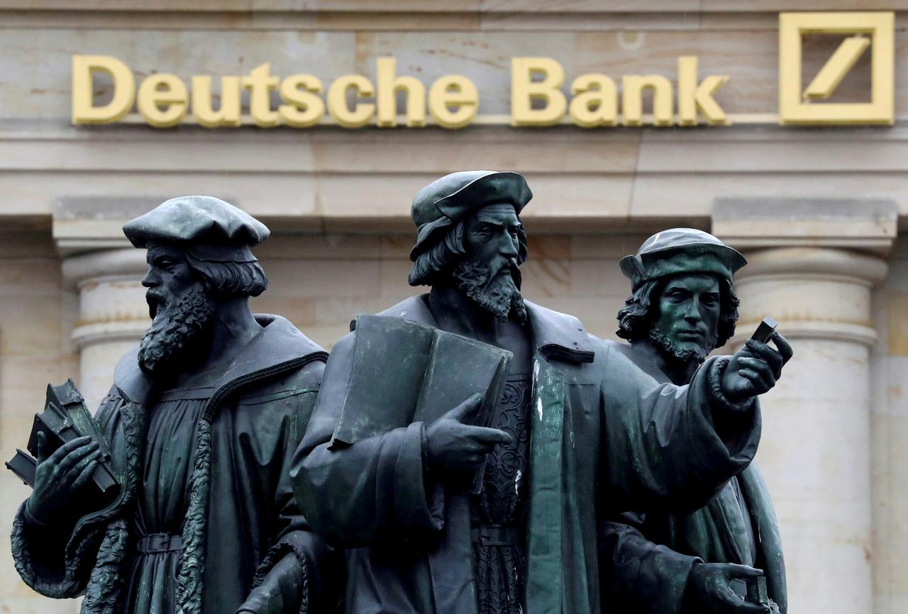 Deutsche Bank : ECB asks Deutsche Bank to gauge investment banking exit costs