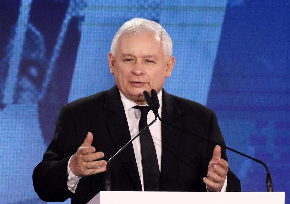 Image result for Poland's ruling party promises lavish spending as ratings bite