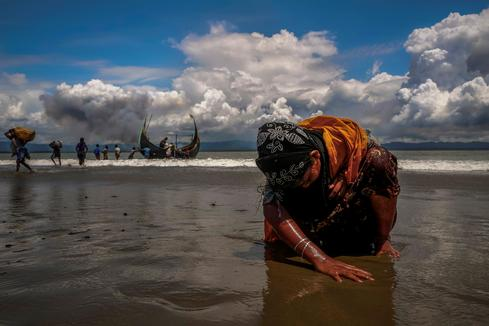 Reuters wins Pulitzer for photography of Rohingya crisis