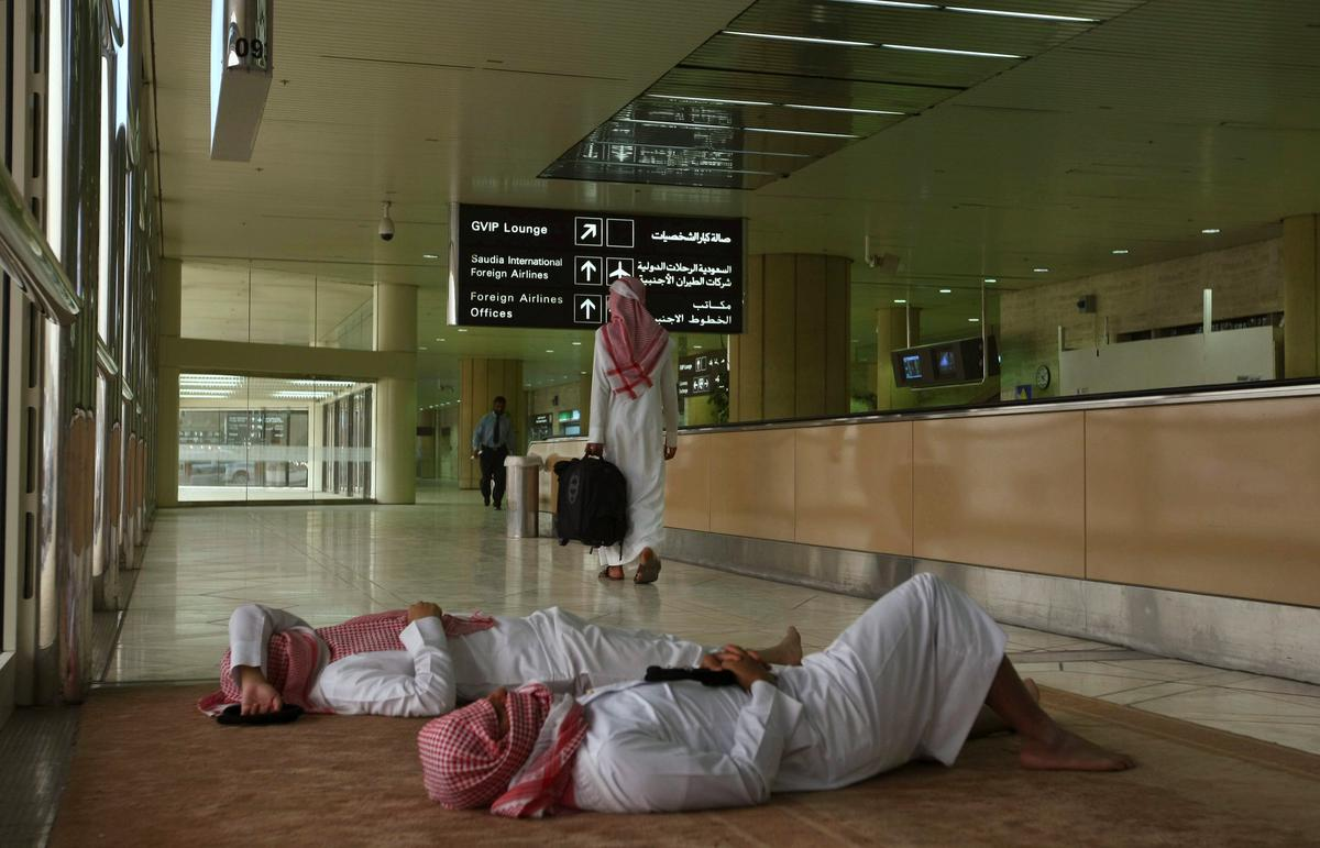 Saudi's Riyadh airport privatization plans on hold: sources