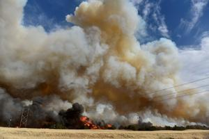 Deadly Oklahoma wildfires