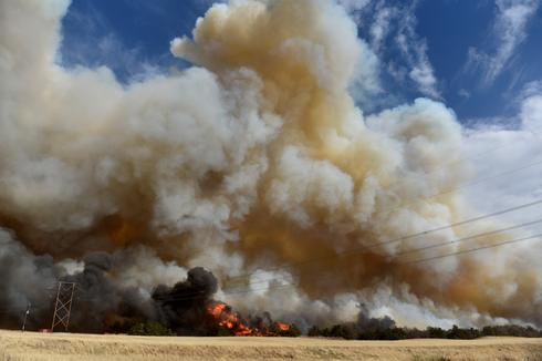 Deadly Oklahoma wildfires