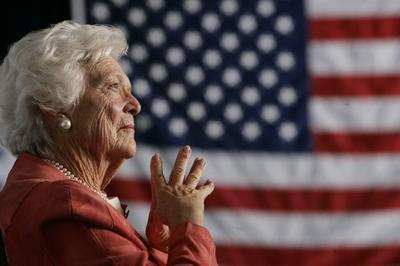 Barbara Bush: 1925 - 2018