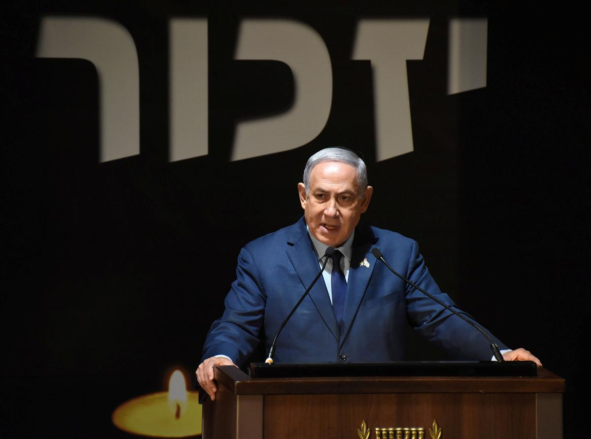 Netanyahu says at least six states considering moving ...