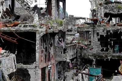 Returning to Marawi after Islamic State
