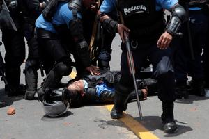Deadly protests in Nicaragua