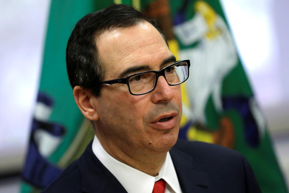 Treasury chief may visit China as trade tensions simmer