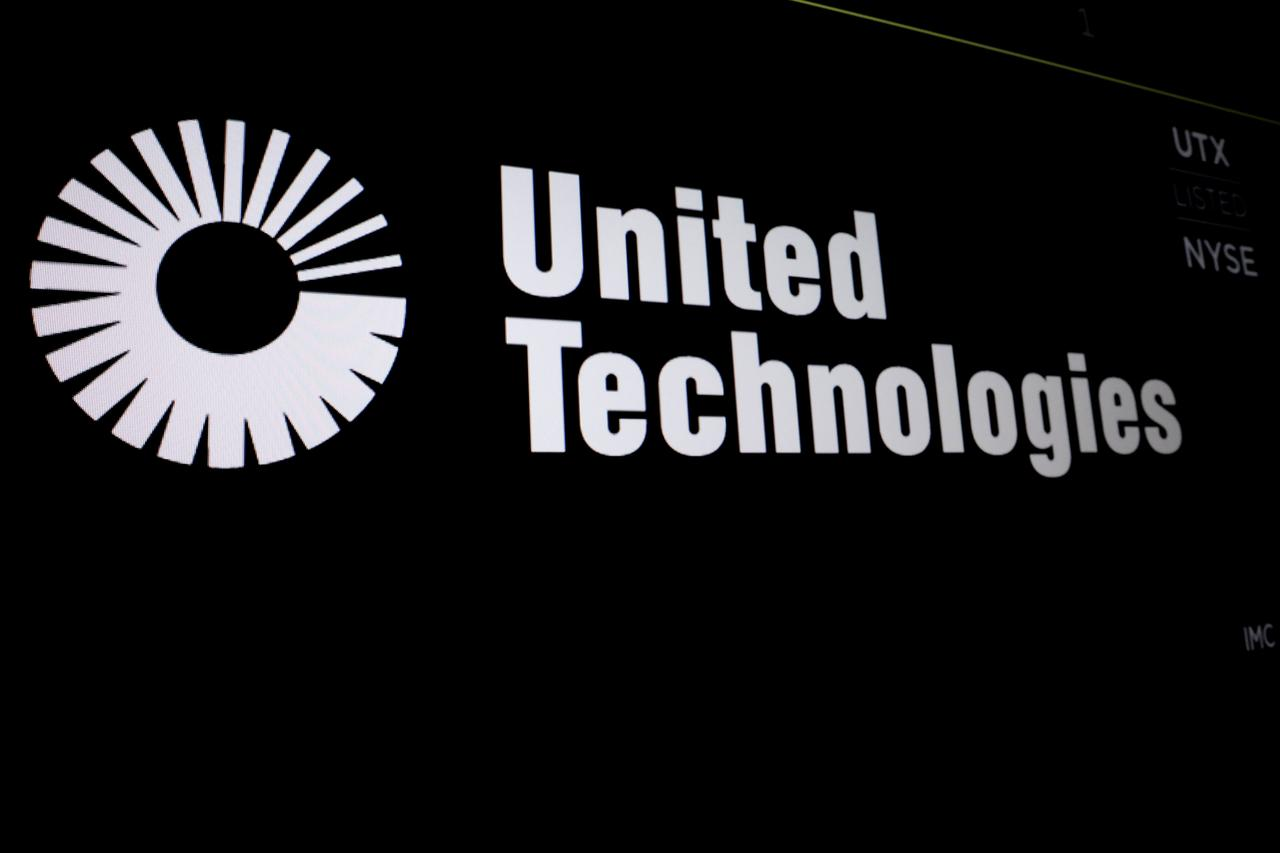 Image result for United Tech results beat as booming air travel spurs demand