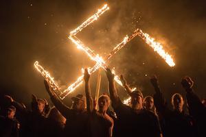 White nationalist rally in Georgia