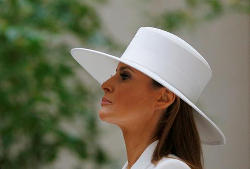 First lady style: Melania Trump
