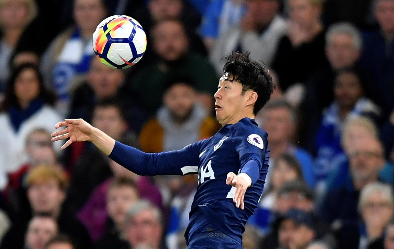 Spurs' Son keen to play at Asian Games, says South Korea coach