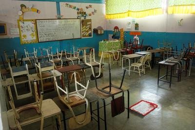 Venezuela's education crisis
