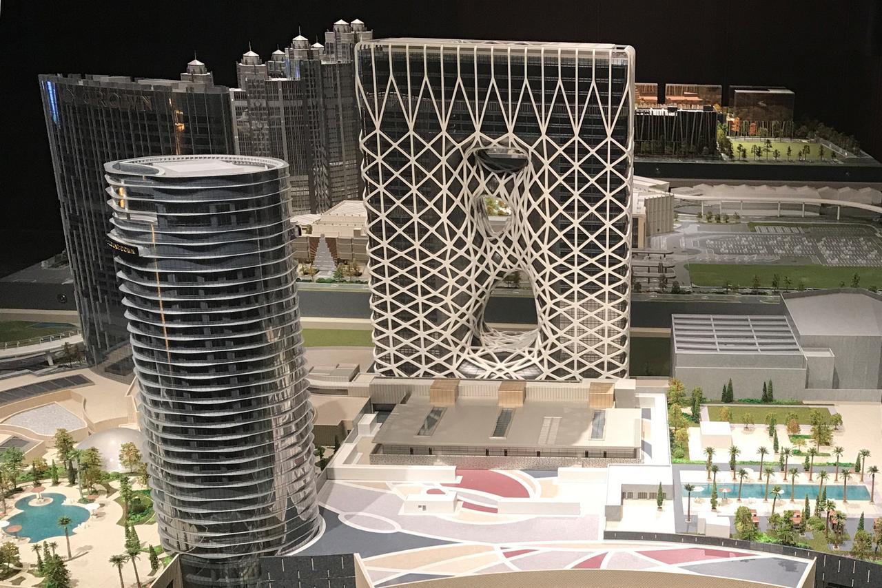 Macau new casino project pechanga casino and spa