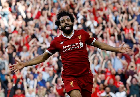 Mohamed Salah voted England's Footballer of the Year