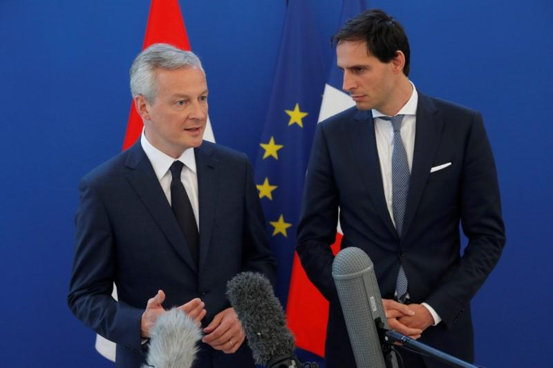 Francia y los aliados europeos elaboran planes para reforzar la soberanía económica