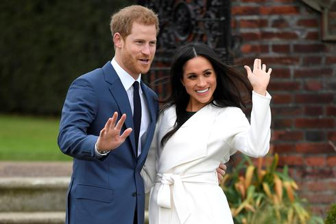 Harry and Meghan's relationship