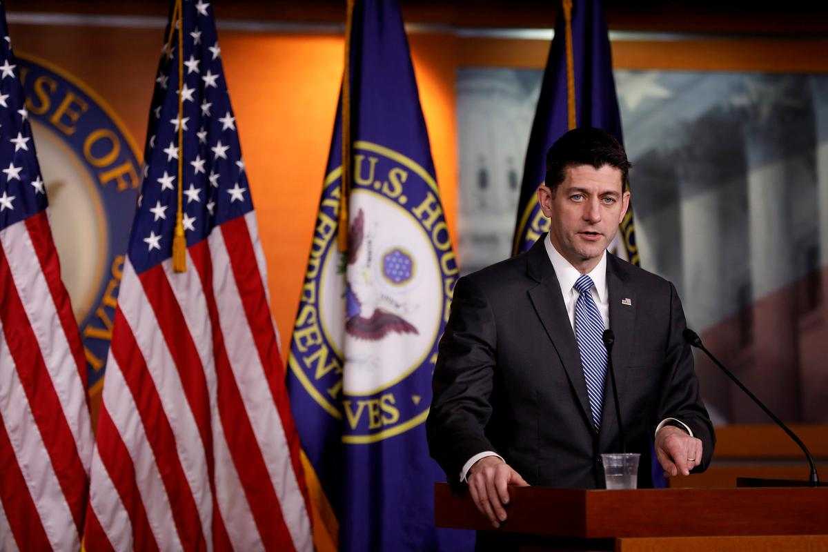 photo image House Speaker Ryan seeks to head off Republican revolt on immigration