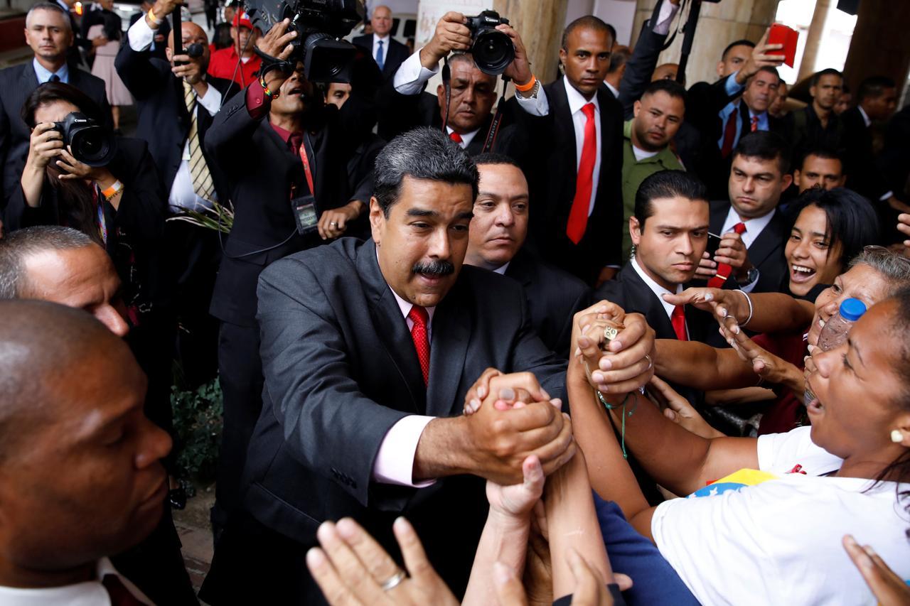 Image result for Venezuela expels U.S. envoys in response to sanctions