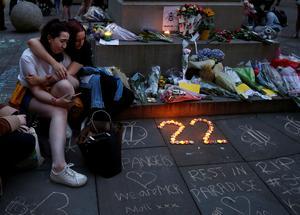Manchester Arena bombing anniversary
