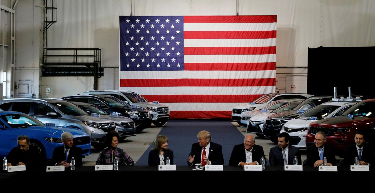 U S Launches Auto Import Probe China Says Will Defend Interests