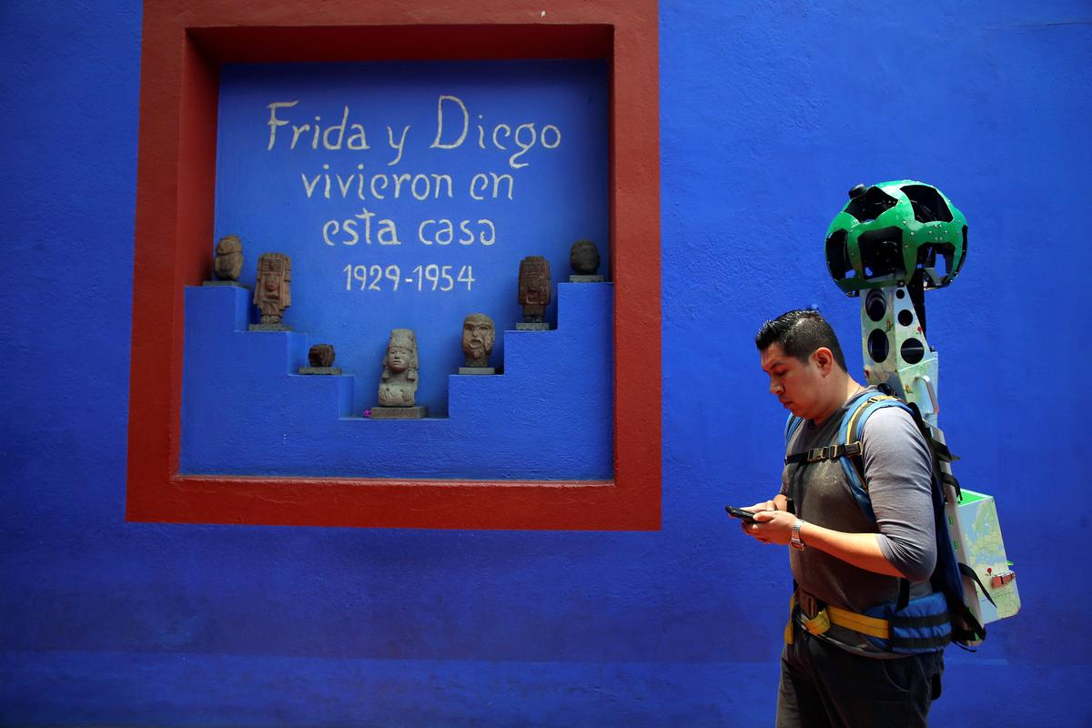 Artist Frida Kahlo's Popularity Soars, but Family Struggles to Manage Legacy