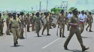 Violent protests against Vedanta copper smelter