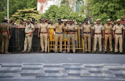 Violent protests against Vedanta copper smelter