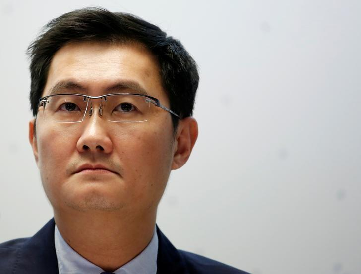 Tencent chairman pledges to advance China chip industry after ZTE...