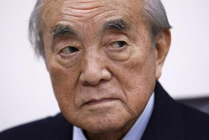 Former Japanese PM Nakasone turns 100, urges constitutional revision