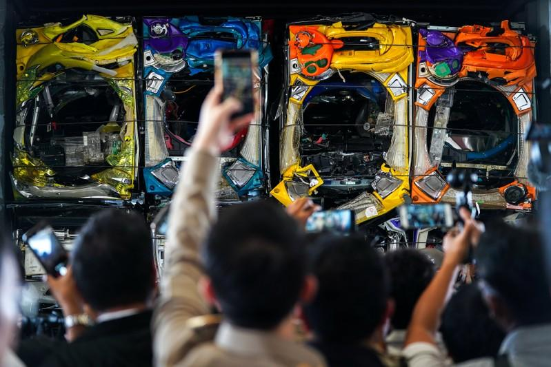 Thailand is new dumping ground for world's high-tech trash, police