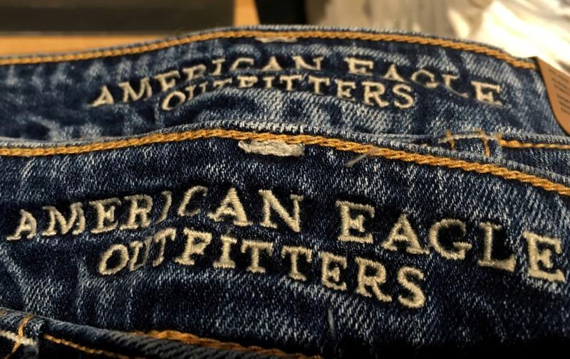 American Eagle Sales Beat Estimates Lingerie Line On Fire Reuters