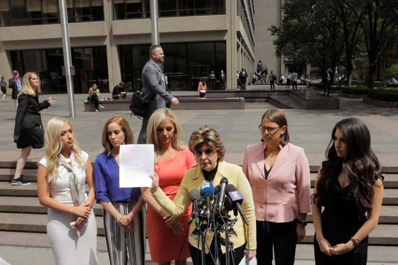 135e82bc Former Houston Texans cheerleaders call on NFL for fairer wages ...