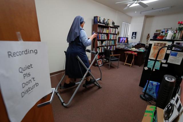 Sex to superheroes: Sister Rose shepherds Catholics through