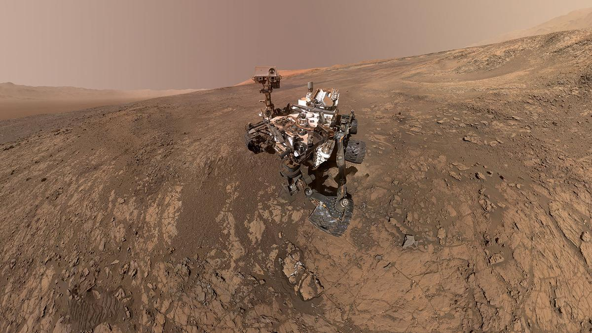 NASA rover data shows Mars had the ingredients needed for life