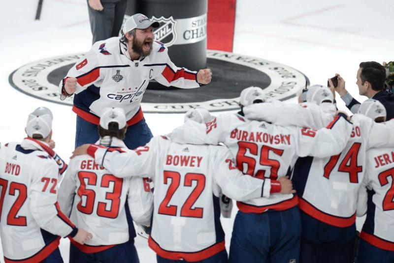 Capitals Win First Stanley Cup In Franchise History, Ovechkin Named Playoff MVP