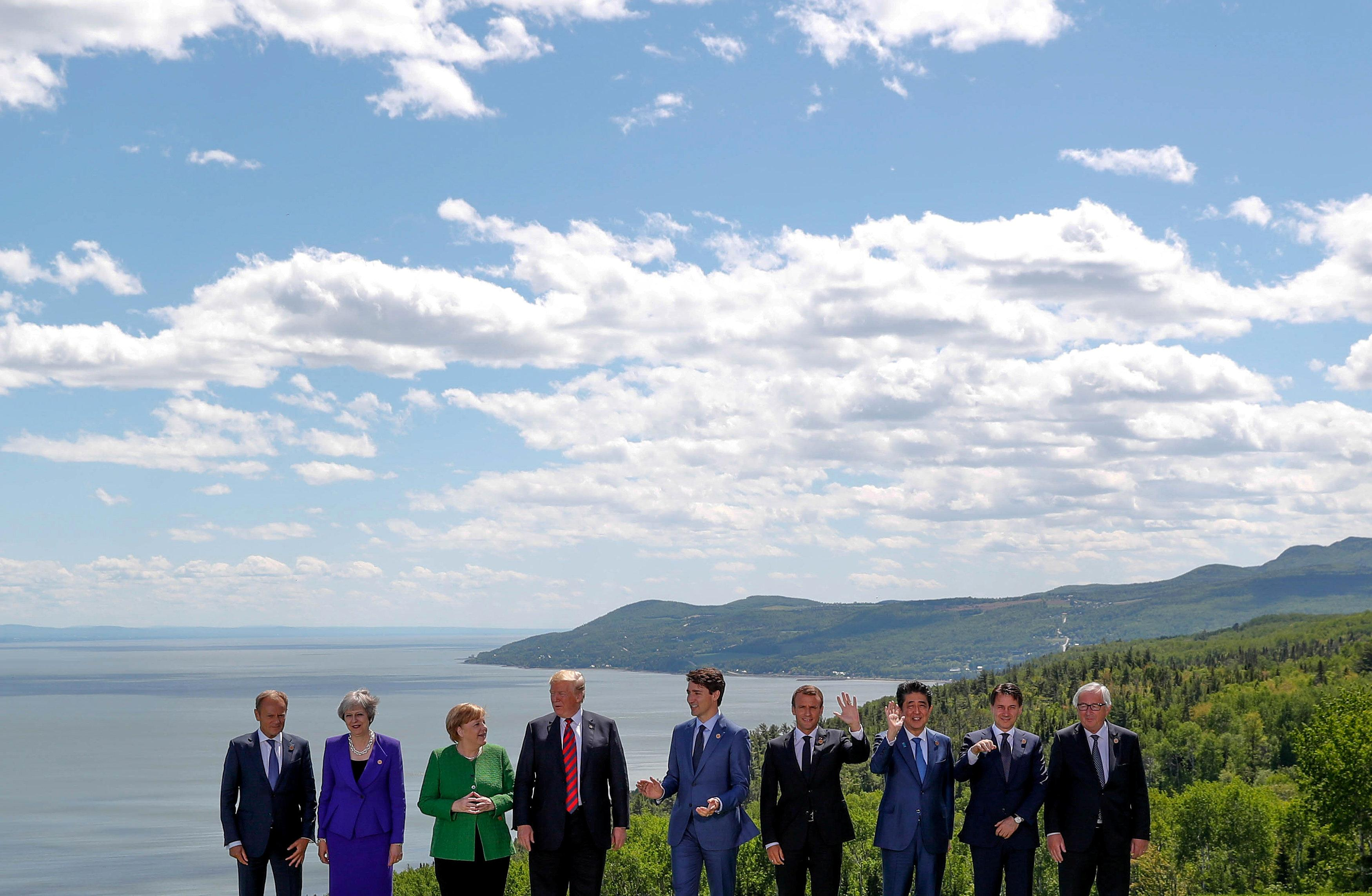 8676efda4849b The Charlevoix G7 Summit Communique