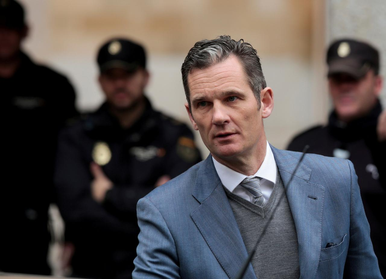 Spain court cuts prison sentence for King's brother-in-law