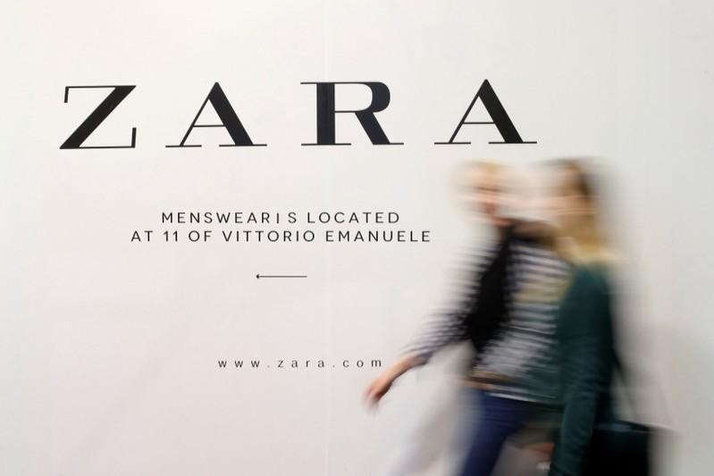 Zara owner Inditex boosts profitability despite strong euro