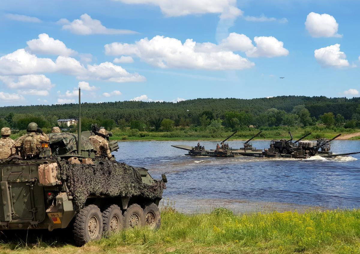 Lithuania sees fake news attempt to discredit NATO exercises | Reuters