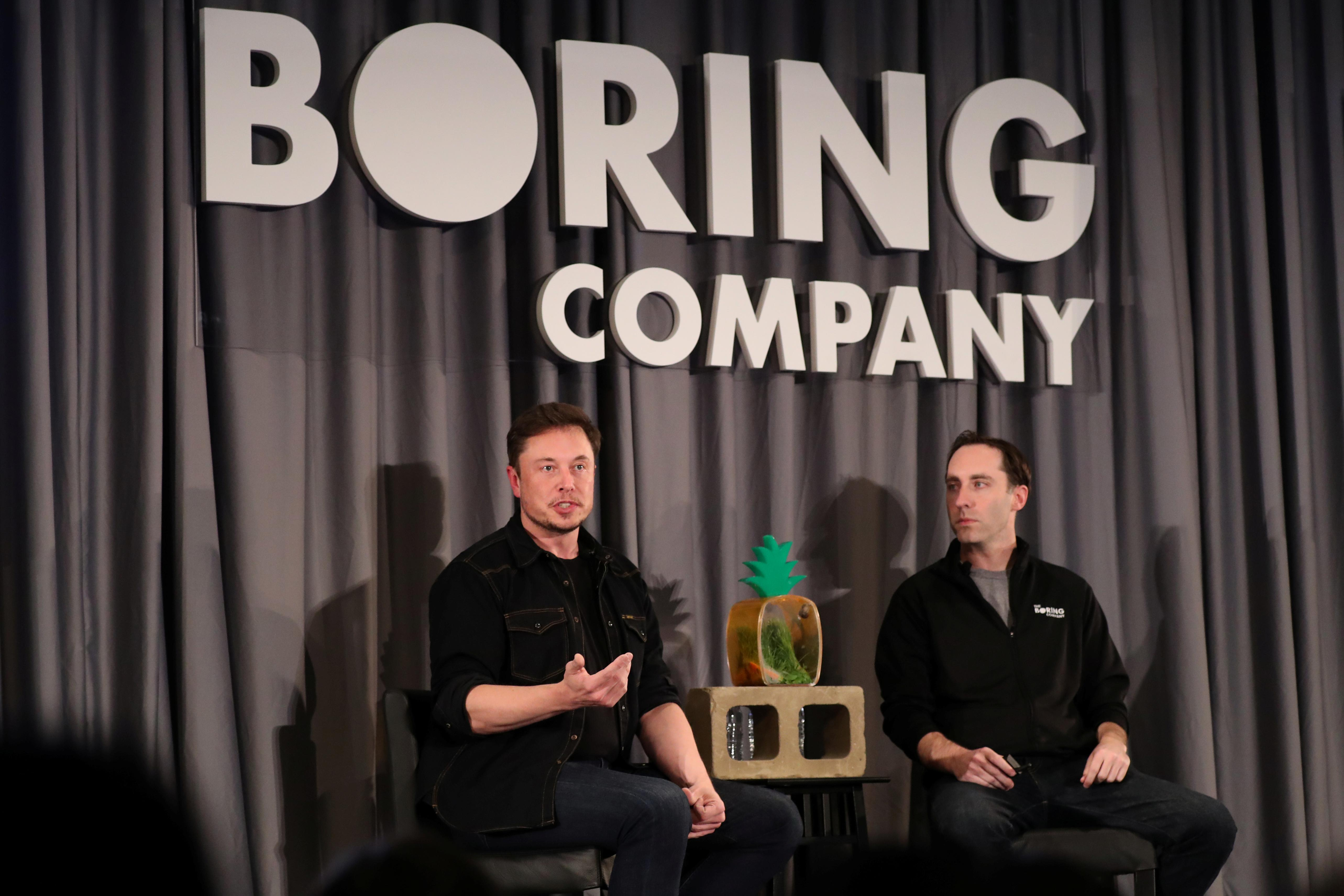 Musk's Boring Company wins bid to build high-speed system in Chicago
