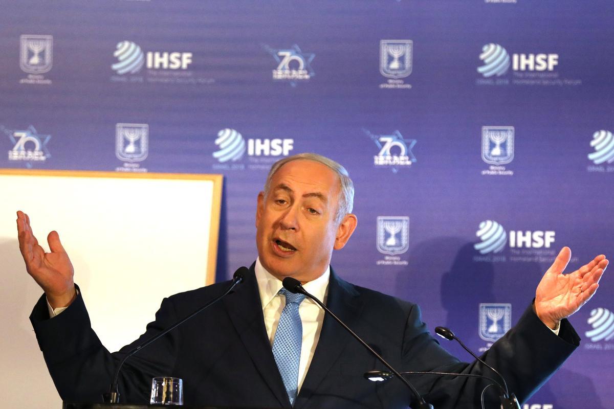 Israel has bombed Iranian-backed militias in Syria: Netanyahu