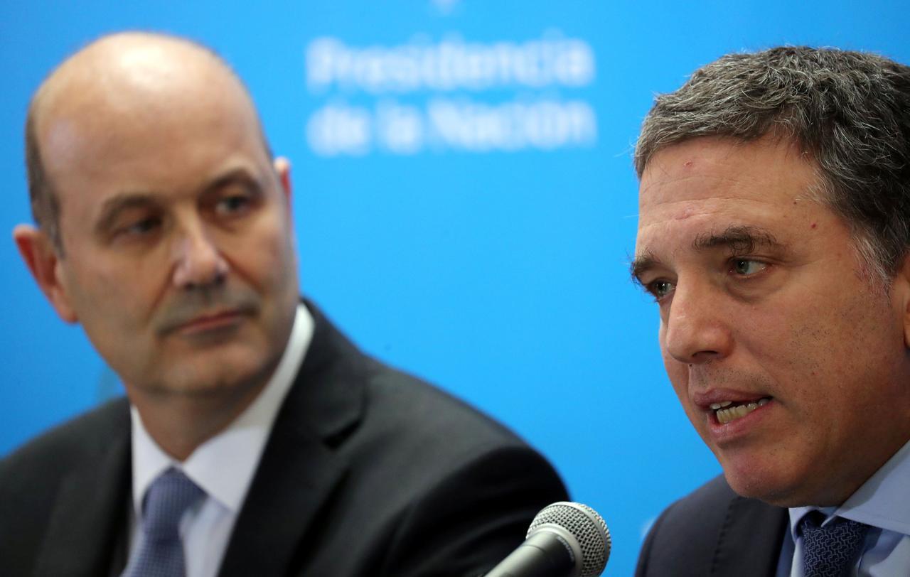 Argentina details imf goals says new measures possible reuters argentina details imf goals says new measures possible spiritdancerdesigns Choice Image