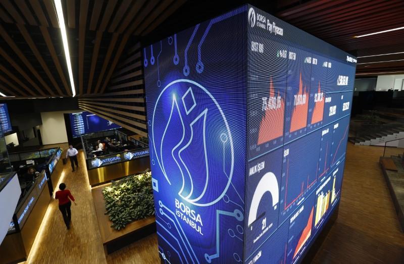 BlackRock ETF gives Turkish equities biggest boost in 7 ...  BlackRock ETF g...